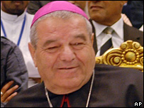 Archbishop Paul-Mounged el-Hachem (14 March 2008)