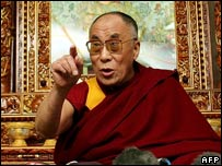 The Dalai Lama (18 March 2008)