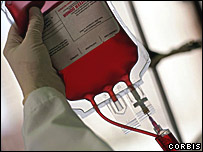 Blood bag (file photo)
