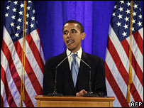 Barack Obama speaks on race in Philadelphia, 18 Mar 2008