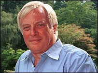 Former Hong Kong governor Chris Patten