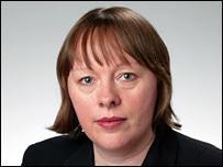 Justice Minister Maria Eagle