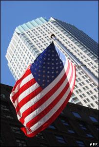 Bear Stearns brokerage in New York, 17 March 2008