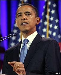 Barack Obama gives a speech on race in Philadelphia, 18 Mar 2008