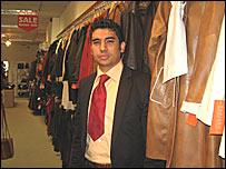 Ali Yertutmazlar of Fabiano