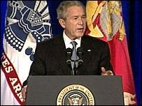 President Bush 19/3/08