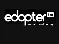 Screengrab from the edopter.com website