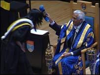 Dundee graduation