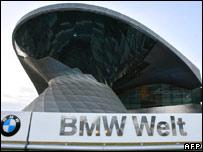 BMW World in Munich