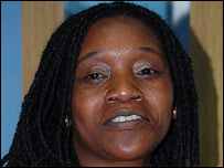 Zimbabwe Football Association's chief executive Henrietta Rushwaya