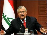 Jalal Talabani (archive)