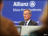 Allianz boss Michael Diekmann