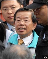 Frank Hsieh, 18/03