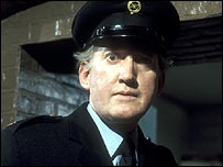 Brian Wilde as Barraclough in Porridge