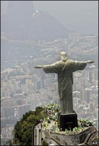 Rio de Janeiro (Image: AP)