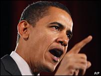Barack Obama, 20 March 2008