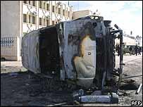 اعنف الاشتباكات جرت 2004
