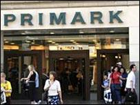 Primark store generic