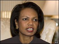 Condoleezza Rice - 21/03/2008