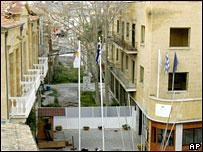 Ledra Street, Cyprus