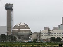 Sellafield nuclear station