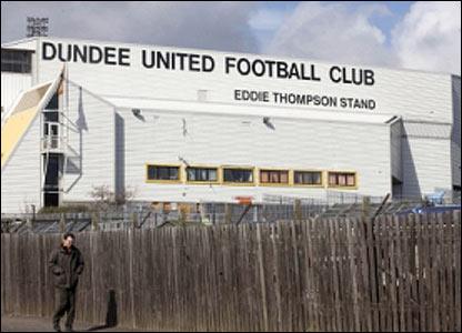 The Eddie Thompson stand