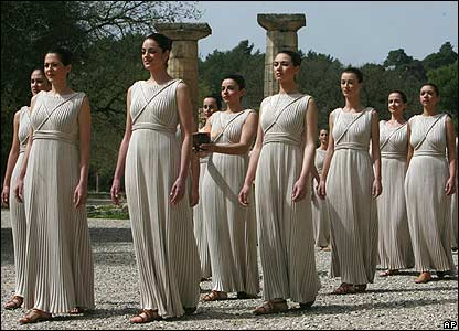 Greek actresses, 24 March 2008