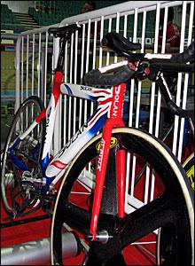 A British bike