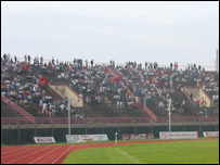 Freetown stadium