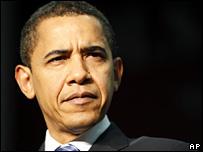 Barack Obama in Medford, Oregon (22 March 2008)