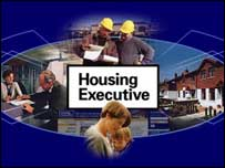 A protest is to be held outside a meeting of the Housing Executive's management
