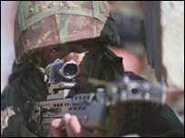 Soldier, BBC
