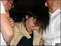 Shin Jeong-ah, file image, 09/07