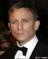 Daniel Craig, último James Bond.