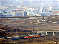 Kaesong industrial park (11 December 2007)