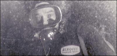 Diver Brushneen