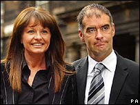 Tommy and Gail Sheridan
