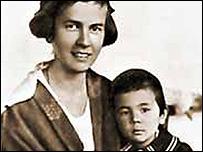 Анна Бубнова с сыном