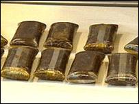Cannabis resin - generic