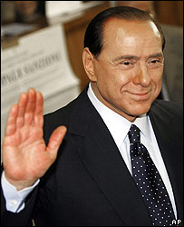Silvio Berlosconi