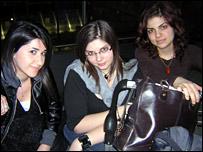 Theodora Miltiadou, Irene Antonopoulos, Maria Matheou