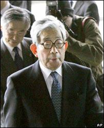 Novelist Kenzaburo Oe, 28/03