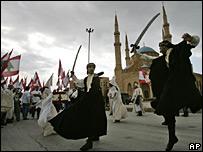 Libaneses musulmanes