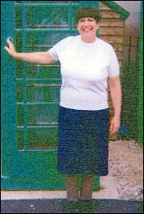 Gillian Pottinger (from Thames Valley Police)