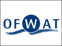 Ofwat logo (credit: Ofwat website)