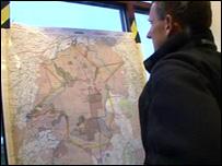 Ten Tors organiser looks at map
