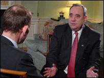 Alex Salmond MSP
