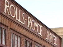 Rolls-Royce building on Nightingale Road