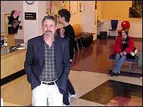 John Duke, director of Outside In clinic, Portland