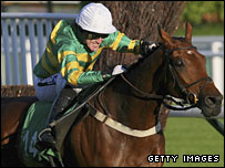 Tony McCoy on Butler's Cabin